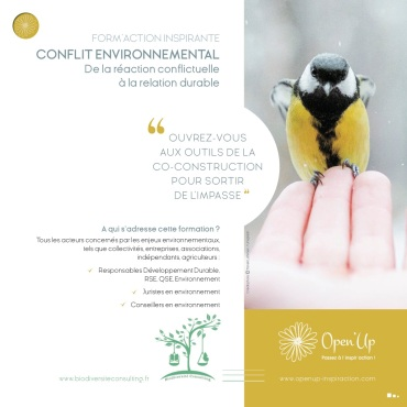 Formation Conflit Environnemental